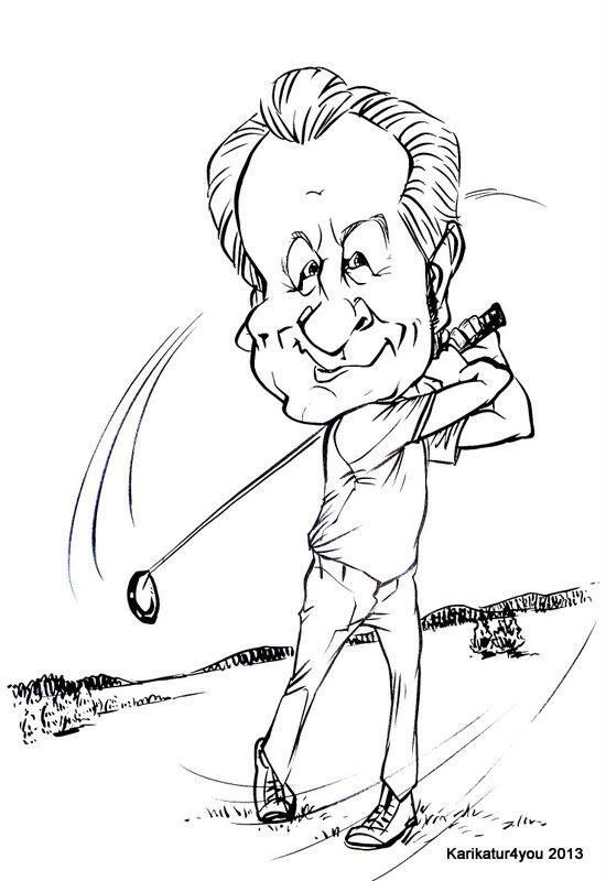 Karikatur, Marker, A3